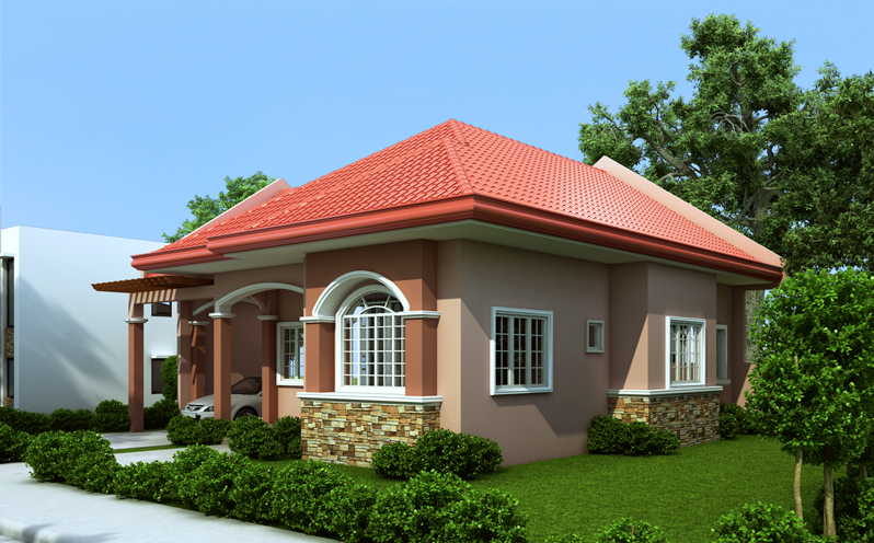 Single Storey Bungalows Plan Amazing Architecture Magazine Home Plans Blueprints 155707