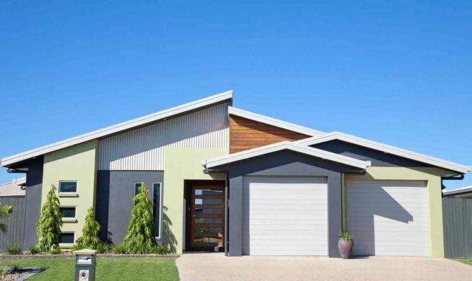 Single Storey Facade Ideas Realestate