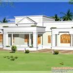 Single Storey Home Designs Floor House Kerala