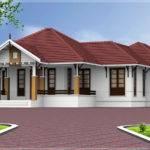 Single Storey Kerala Home Design