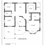Single Storey Kerala House Plan Feet