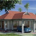 Single Storey Kerala Style Traditional Villa House