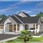 Single Storey Like Double Floor Home Design