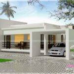 Single Storied Luxury Home Kerala Design Floor Plans