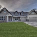 Single Story Country Custom Homes Home Builders San Luis