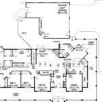 Single Story Farmhouse Home Pinterest
