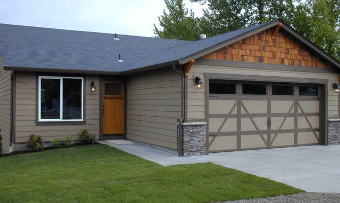 Single Story House Plans