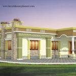 Single Story Kerala Home Keralahouseplanner Designs