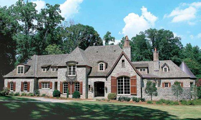 Six Bedroom Chateauesque