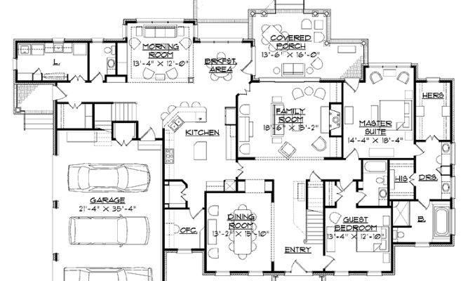Six Bedroom Colonial