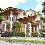 Sketchup Model Story Modern Villa Vray Render