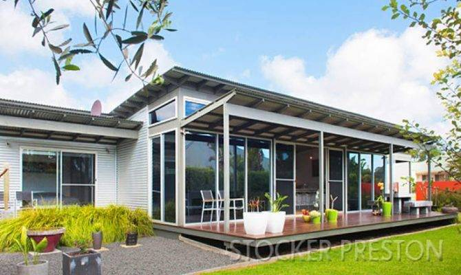 Skillion Roof House Plans Downloadable