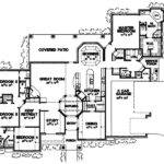 Skymeadow English Cottage Home Plan House