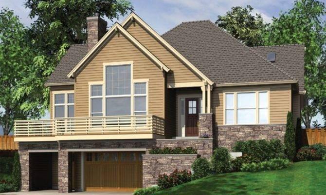 Sloped Lot House Plans Homeowner Benefits