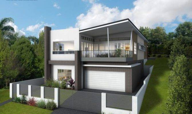 These Magnificent 22 Sloping Block House Plans Will Light ...