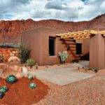Small Adobe House Southwest Home Garden Pinterest