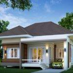 Small Affordable Modern House Designs Plan