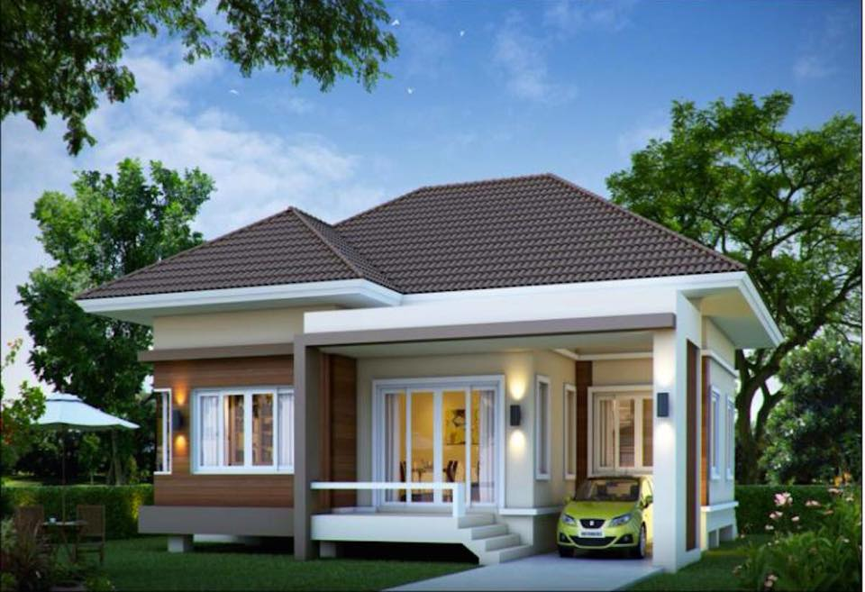 Small Affordable Modern House Designs Plan - Home Plans ...