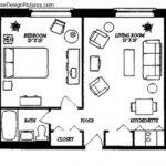 Small Apartment Design Floor Plan
