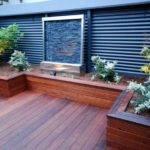 Small Backyard Decks Hot Tubs Landscaping