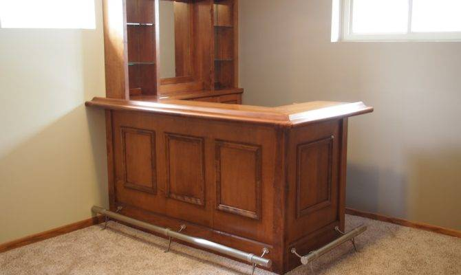 Small Basement Bar Plans Due