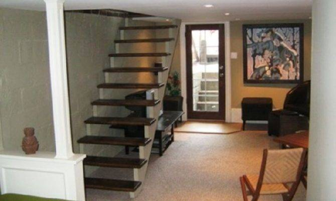 Small Basement Ideas Stair Design Tips Remodeling