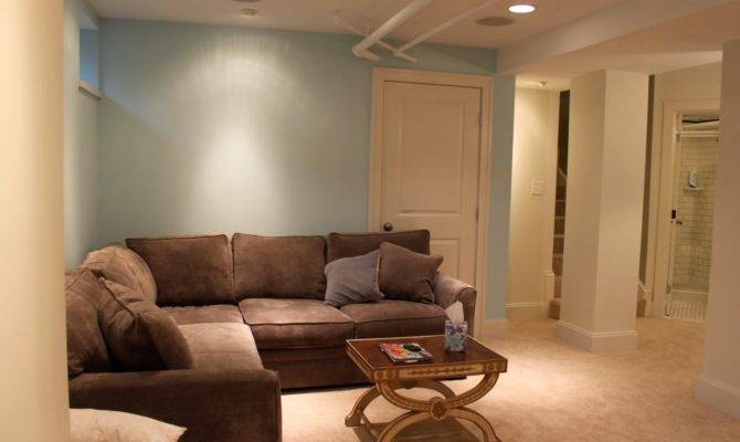 Small Basement Remodeling Ideas Part