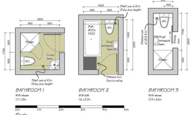 Small Bathroom Floor Plans Possible Way
