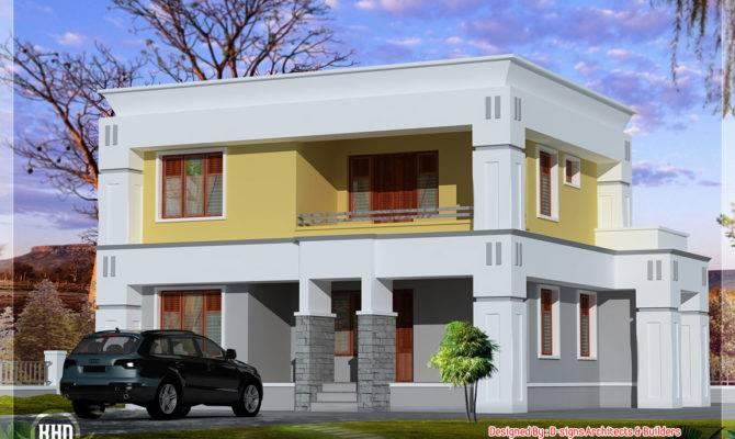 Small Box Type Home Design Kerala Floor