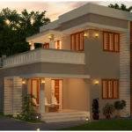 Small Budget House Plan Kerala