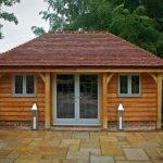 Small Buildings Garden Rooms Brookwood Oak Barns
