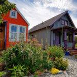 Small Bungalow Built Next Tiny House Point Roberts