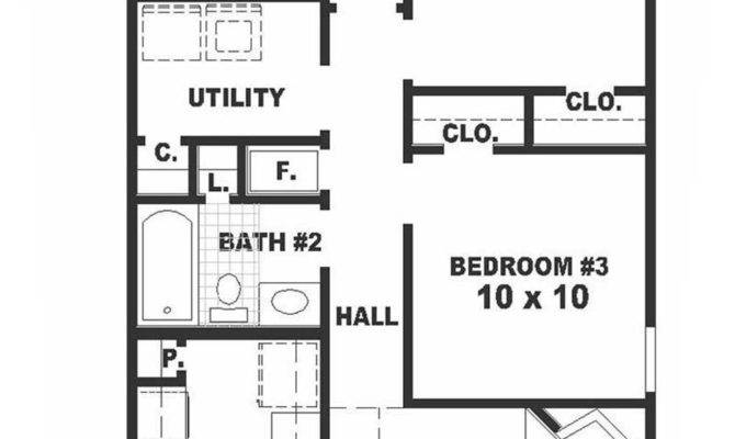 Small Bungalow House Plans Home Design