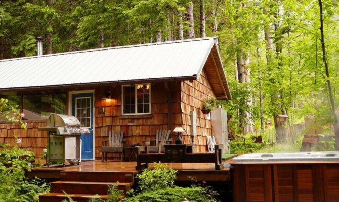 Small Cabin Home Plans Improvement Rustic