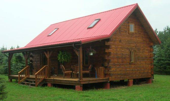 Small Cabin Plans Building Kits Tiny Home Designs Can