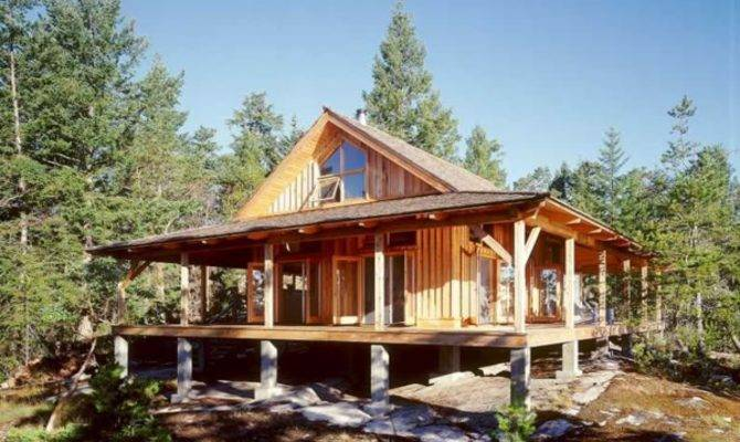 Small Cabin Plans Designs House