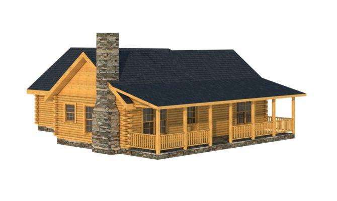 Small Cabin Plans Home Kits Southland Log Homes