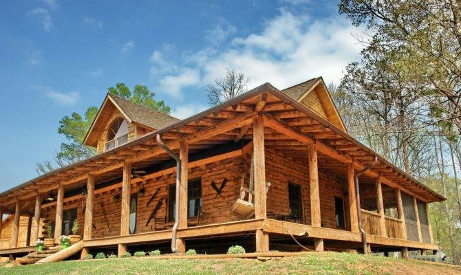Small Cabin Plans Loft Porch Joy Studio Design