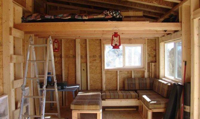 16 Fresh Small Cabin Plans With Lofts