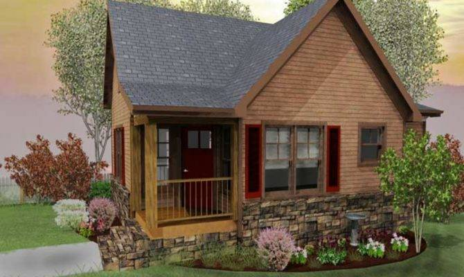 Small Chalet Designs Country Cottage