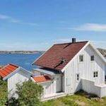 Small Coastal Cottage Sweden