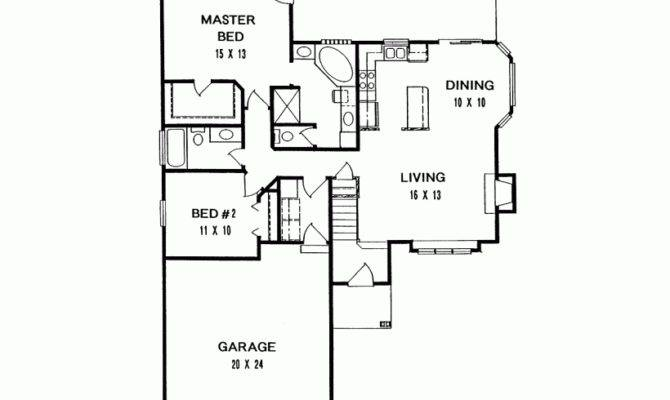 Small Cottage Floor Plan House Plans Pinterest