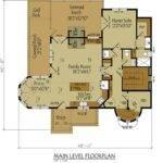 Small Cottage House Plan Loft Fairy Tale