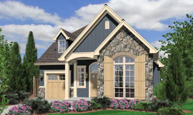 Small Cottage House Style Homes
