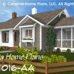 Small Cottage Style House Plan Affordable Home