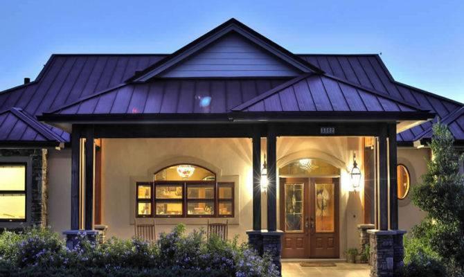 Small Custom Homes Texas Ranch Style
