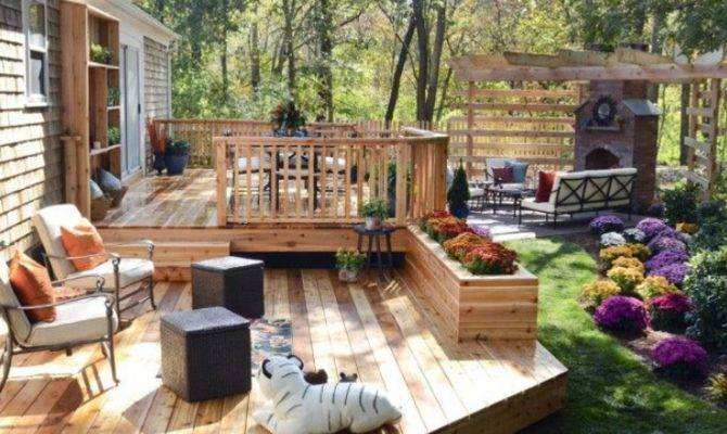Small Deck Ideas Best Inspiration