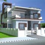 Small Duplex House Designs Style