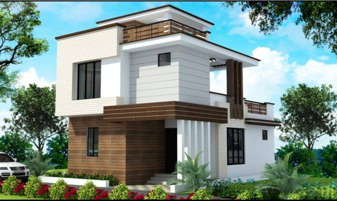 Small Duplex House Elevation Models Best Design