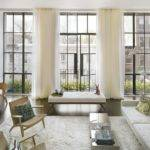 Small Efficient New York Apartment Elegant Interior Design